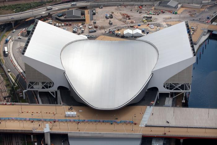 Лондон готовится к Олимпиаде-2012. Вид на здание Лондонского Комитета по организации олимпийских игр. Фото: Anthony Charlton/LOCOG via Getty Images