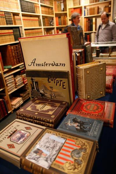 7. Украдена ценная книга. Фото: Ralph Orlowski/Getty Images