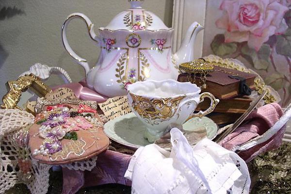 Фарфоровая чашка для любительницы кофе или чая. Фото: Tim Boyle/Getty Images