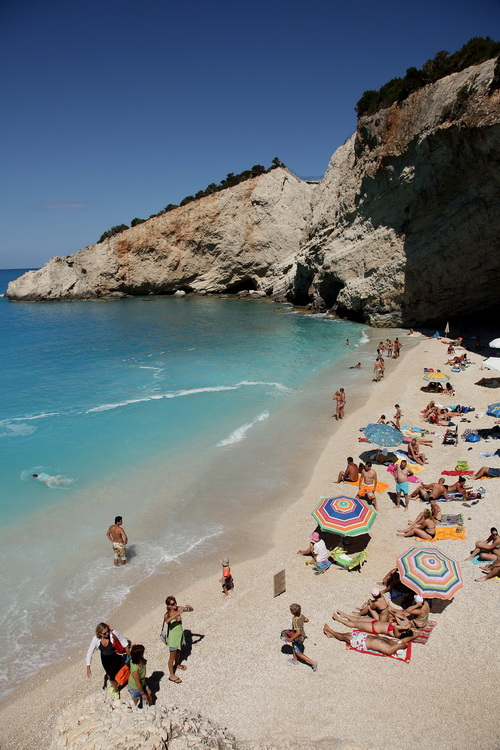 Международные кредиторы призывают Грецию к шестидневной рабочей неделе. Фото:  Sean Gallup/Getty Images