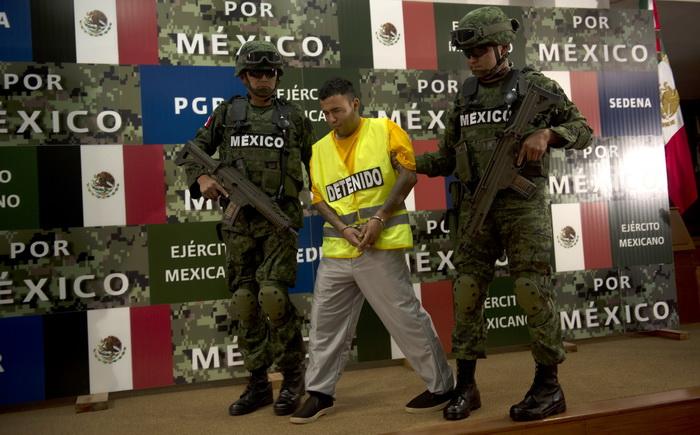 Мексика борется с распространением наркотиков. Фото: YURI CORTEZ/AFP/GettyImages