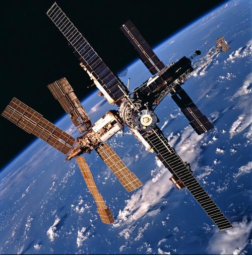 Россия терпит неудачи в освоении космоса. Фото: NASA