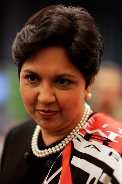 2. Индра Нуйи – главный исполнительный директор и председатель компании PepsiCo.Фото: Getty Images