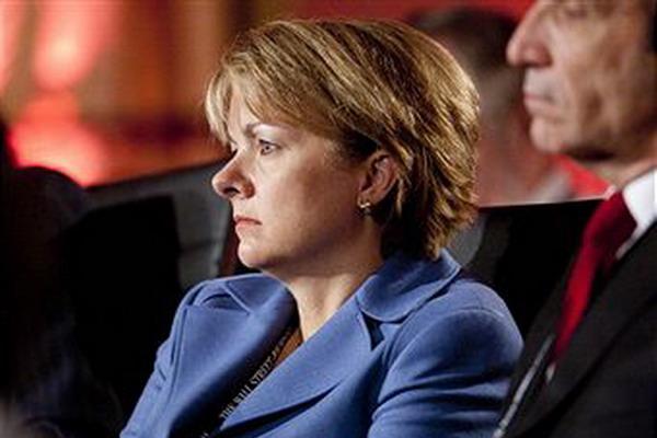 5. Анжела Брэйли – председатель, президент и главный исполнительный директор компании Wellpoint.Фото: Getty Images