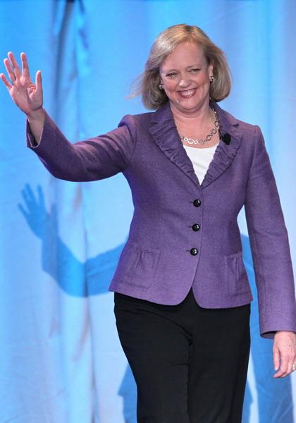 9. Мег Витман – президент и главный исполнительный директор компании Hewlett-Packard.Фото: Getty Images