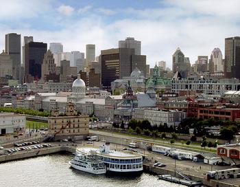 Один из крупнейших городов Канады  Монреаль. Фото: ru.wikipedia.org