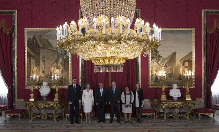 В Испании объявлена забастовка дворцового персонала. Фото: DANI POZO/AFP/Getty Images