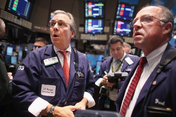 3.Наблюдается резкое колебание цен на нефть. Фото: Spencer Platt/Getty Images