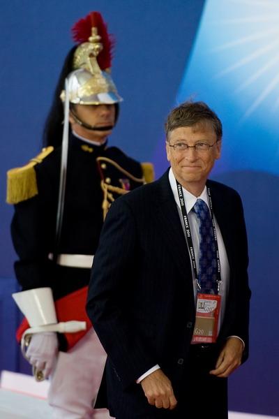 Билл Гейтс. Фото:  David Ramos/Getty Images
