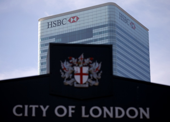 Прибыль HSBC увеличилась на 146%. Фото: ANDREW COWIE/AFP/Getty Images