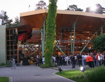 Концертный зал «Дзинтары» в Юрмале во время конкурса. Фото с сайта vietas.lv