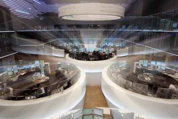 Долгожданный лед фондовых торгов тронулся. Фото: DANIEL ROLAND/AFP/Getty Images