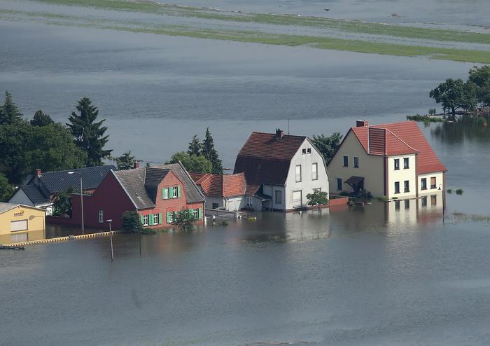 Наводнение в Центральной Европе наносит огромные убытки. Фото: Sean Gallup/Getty Images