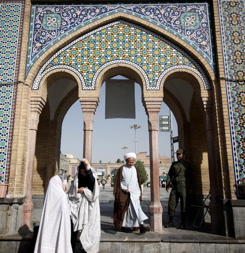 Иран обанкротился. Фото: BEHROUZ MEHRI/AFP/Getty Images