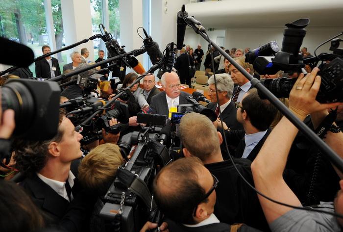 Немцы не желают вмешательства в бюджет своей страны. Фото:  Matthias Hangst/Getty Images
