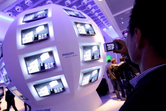 Philips увольняет сотрудников. Фото: Sean Gallup/Getty Images