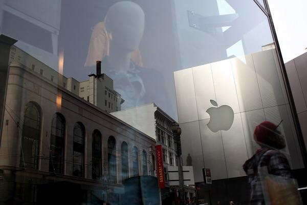 Apple возглавил список самых прибыльных компаний мира. Фото:  Justin Sullivan/Getty Images