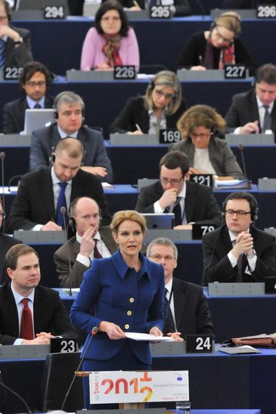 В ЕС женщины приобретают новые трудовые права. На заседании Европейского парламента. Фото: Getty Images