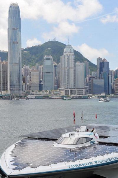 5.Самый развитый мировой рынок в Гонконге. Фото: LAURENT FIEVET/AFP/Getty Images