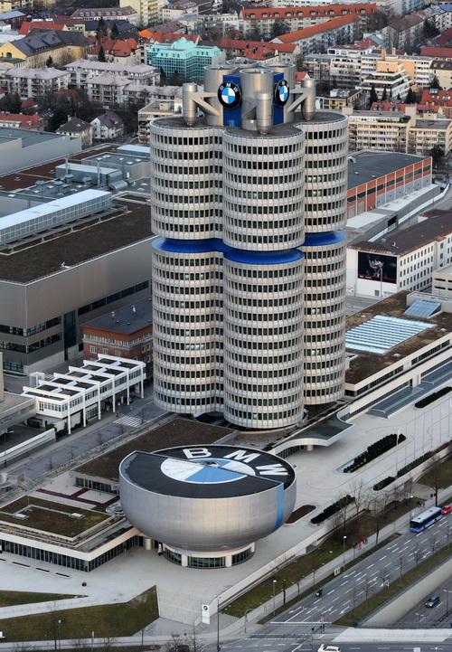 BMW завершила год со значительной прибылью. Фото: TOBIAS HASE/AFP/Getty Images