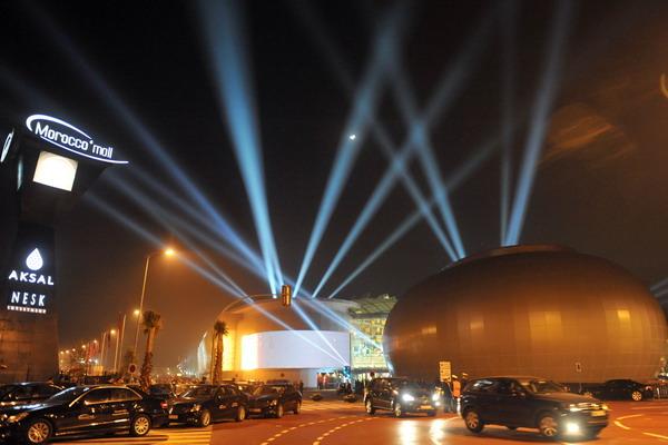 Торговый центр Morocco Mall в Марроко. Фото: ABDELHAK SENNA/AFP/Getty Images