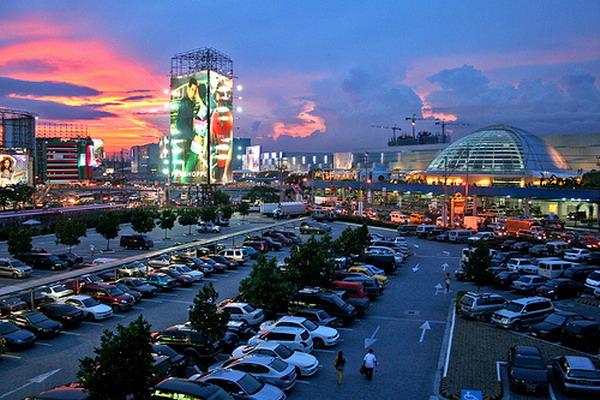 Торговый центр SM City North Edsa в Филлипинах. Фото: en.wikipedia.org