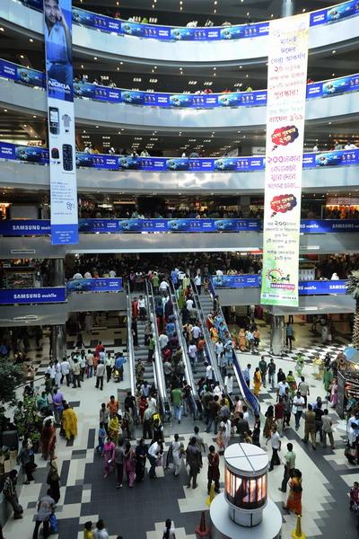 Торговый центр в Бангладеше. Фото: MUNIR UZ ZAMAN/AFP/Getty Images