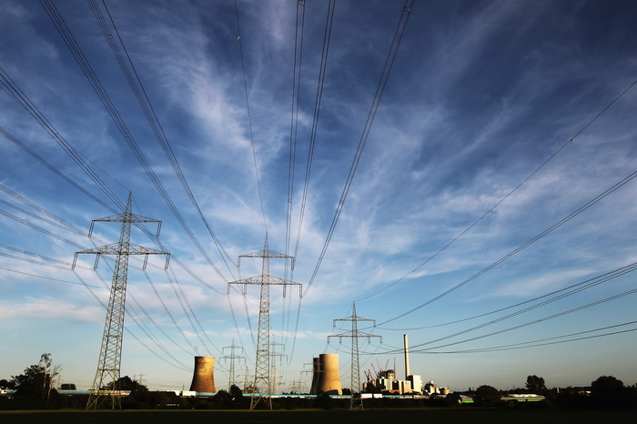Угольная электростанция в Хамме. Фото: Lars Baron/Getty Images