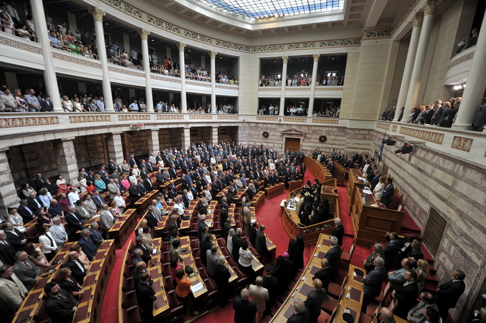 Ситуация в Греции не улучшается. Фото: LOUISA GOULIAMAKI/AFP/GettyImages