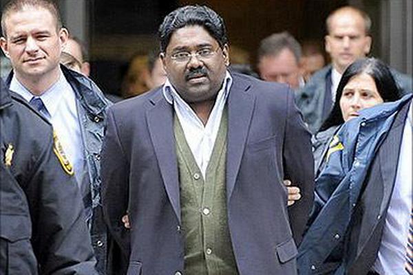 11 лет в тьюрме за инсайдерскую информацию Раджу Раджаратнаму. Фото с сайта kriminala.net