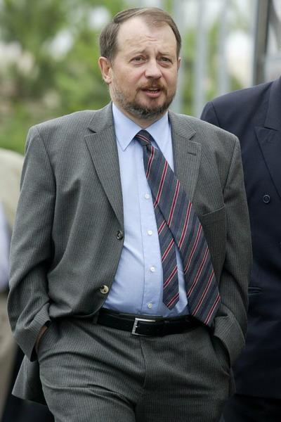 Директор Новолипецкого металургического комбината Владимир Лисин. Фото: STRINGER/AFP/Getty Images