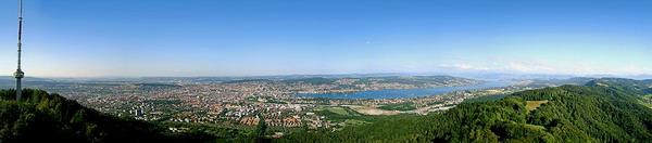 От налогов в Швейцарии уже не укрыться. Вид на Цюрих. Фото: ru.wikipedia.org