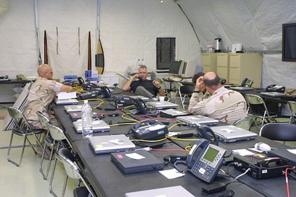Крупнейший работодатель в мире – министерство обороны США. Фото:  Gary P. Bonaccorso/DOD/Getty Images
