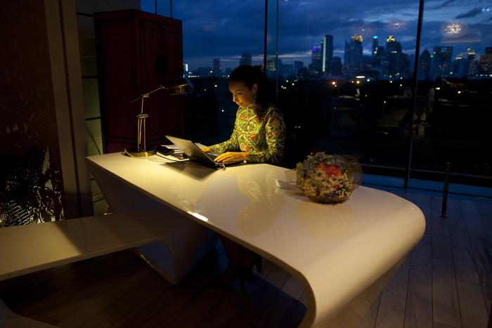 В какой бизнес-среде мы нуждаемся? Фото: Paula Bronstein/Getty Images
