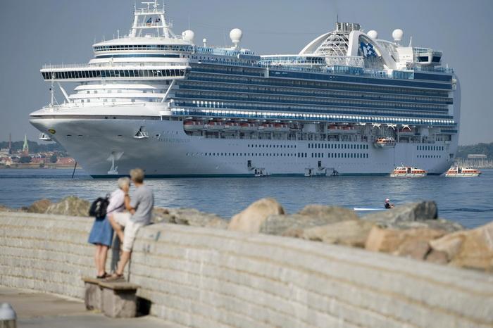 Финляндия остаётся членом Евросоюза. Фото:  BJORN LINDGREN/AFP/Getty Images