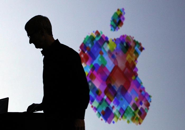 Ценность Apple растёт. Фото:  Justin Sullivan/Getty Images