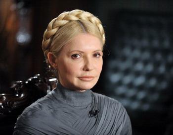 В отношении экс-премьера Юлии Тимошенко на данный момент возбуждено уголовное дело, ей предъявлено  обвинение в превышении власти при заключении газовых контрактов в 2009 году.Фото: SERGEI SUPINSKY/AFP/Getty Images
