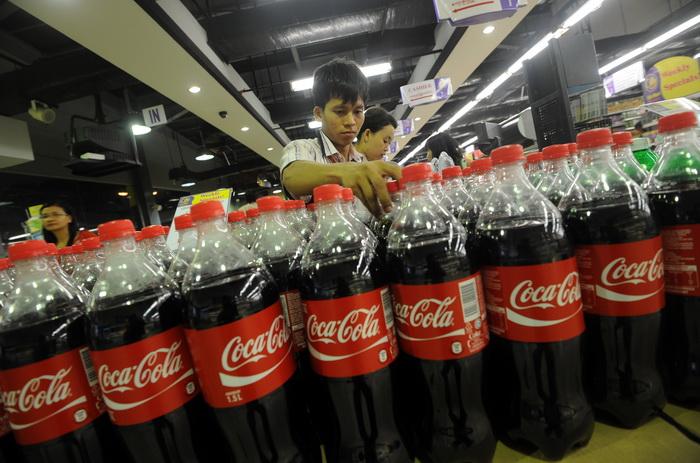 На аукционе выставлен ещё один подлинный рецепт напитка Coca-Cola. Фото:  Soe Than WIN/AFP/Getty Images