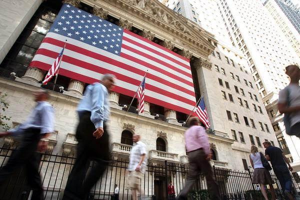 3.Стресс-тесты банков в США. Фото: Spencer Platt/Getty Images