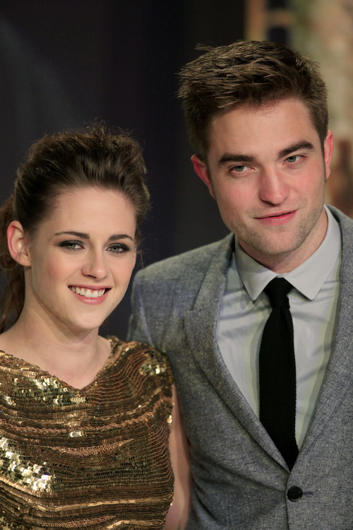 Самая прибыльная актёрская пара. Фото: FREDERIC LAFARGUE/AFP/Getty Images