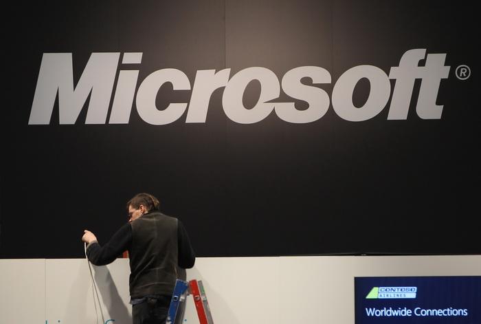 Microsoft потерпел убытки. Фото: Sean Gallup/Getty Images