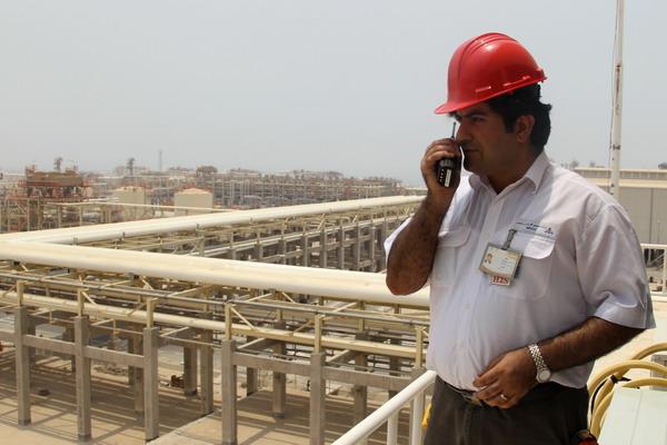 Нефтеобрабатывающий завод в Иране. Фото: ATTA KENARE/AFP/Getty Images