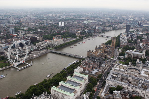 Лондон. Фото: Tom Shaw/Getty Images