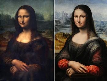 Сестра-близнец «Моны Лизы» находится в музее Прадо в Мадриде. Фото: RP-online