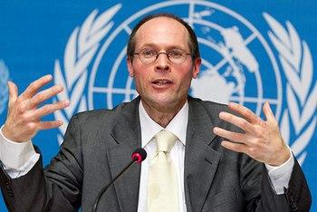 Специальный докладчик ООН по питанию Оливер де Шуттлер призывает к радикальному перевороту в политике питания. Фото: orf.at