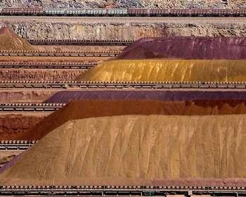 Добыча железной руды в Австралии. Искусственный дефицит, создаваемый Китаем, повышает цены. Фото: tagesspiegel.de