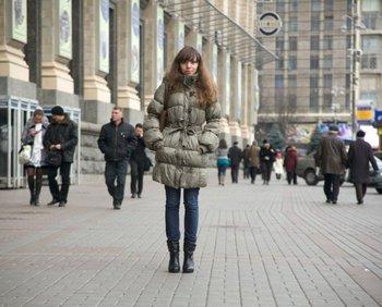 Екатерина Каплюк охотно вспоминает о своем пребывании в Германии. Фото: spiegel.de