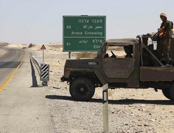 Ближний Восток: после военной атаки на границе Египет отзывает своего посла из Израиля. Фото: tagesschau.de