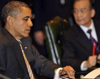 Ледяная атмосфера в беседах между Китаем и США. Фото: tagesschau.sf.tv