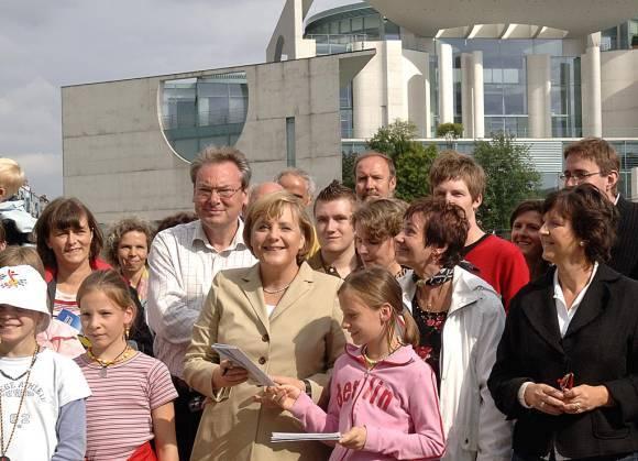 13-й день открытых дверей федерального правительства Германии в Берлине. Фото: bundesregierung.de